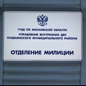 Отделения полиции Барабинска
