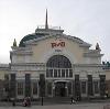 Железнодорожные вокзалы в Барабинске