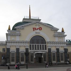 Железнодорожные вокзалы Барабинска